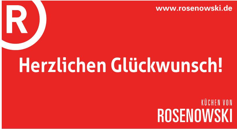 Küchen von Rosenowski