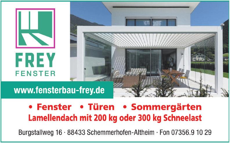 Frey Fenster
