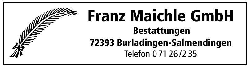 Franz Maichle GmbH