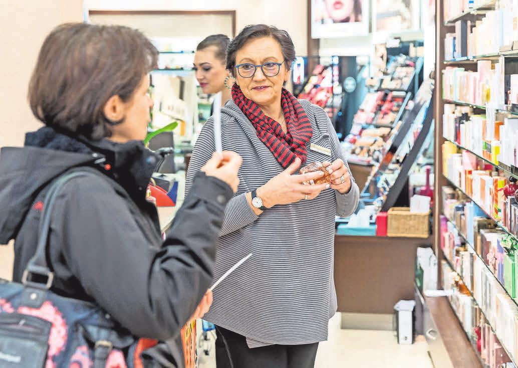 Die Geschäfte öffnen am Sonntag ab 13 Uhr und laden zu tollen Aktionen ein. Foto: jopri-foto