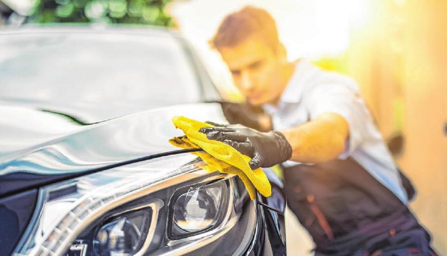 Mit Liebe gepflegt: In freien Werkstätten finde Autobesitzer genau den Service, den sie brauchen. Foto: REDPIXEL.PL/Shutterstock.com