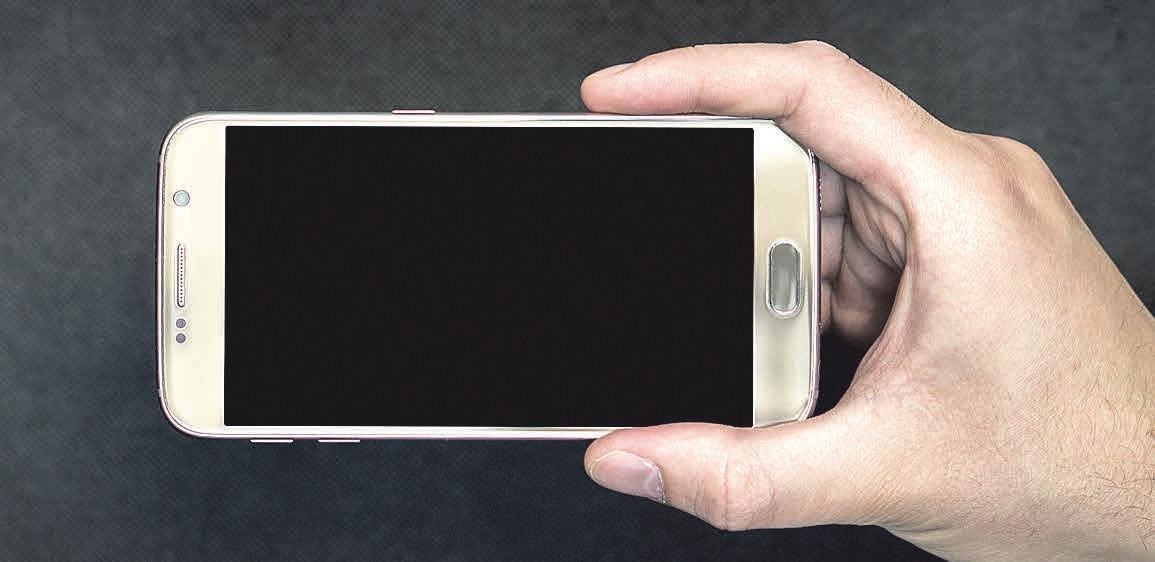 Das Smartphone wird zur Fernbedienung für die Heizung. Foto: Pixabay/ TeroVesalainen
