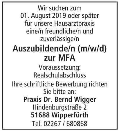 Praxis Dr. Bernd Wigger