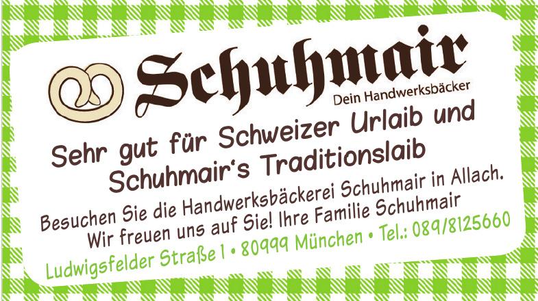 Bäckerei Schuhmair