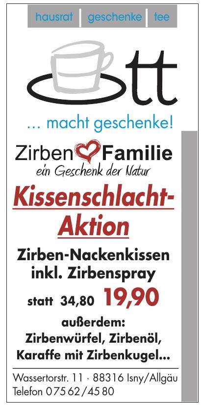 Zirben Familie