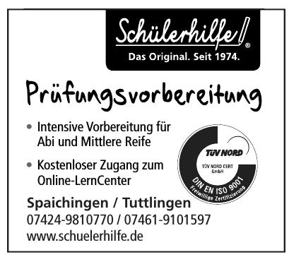 Schülerhilfe Zentrale  ZGS Bildungs-GmbH