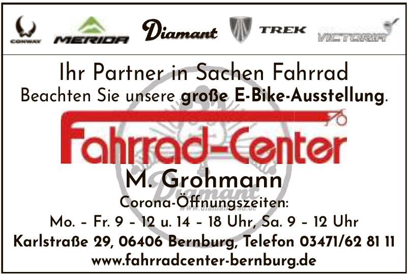 Fahrrad-Center M. Grohmann