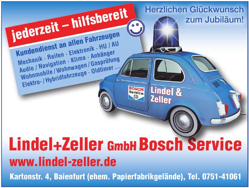 Lindel+Zeller GmbH Bosch Service