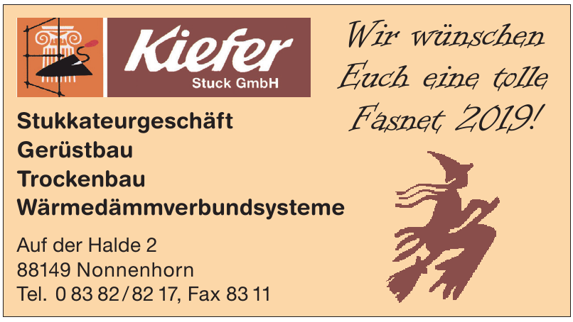Kiefer Stuck GmbH