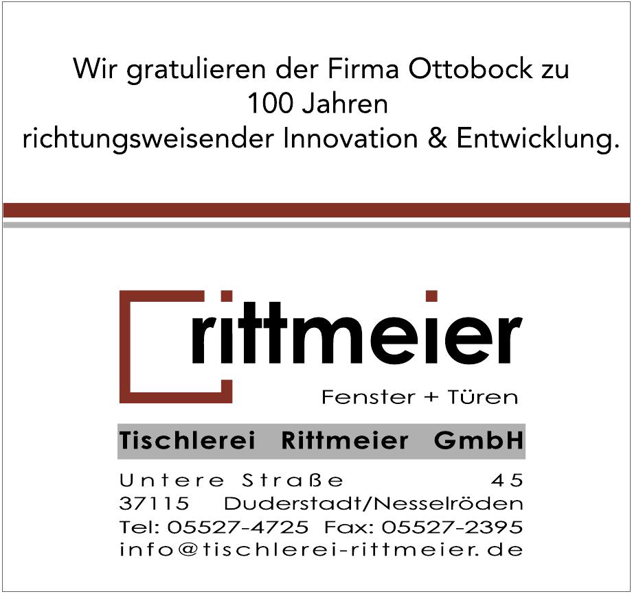 Tischlerei Rittmeier GmbH