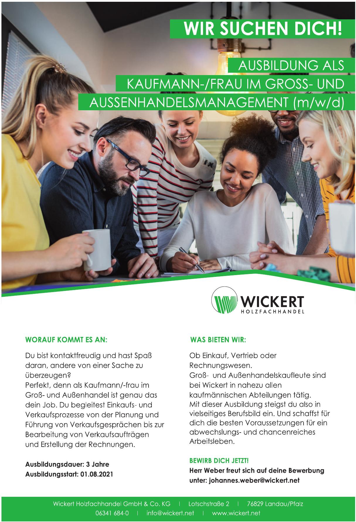Wickert Holzhandel GmbH & Co. KG