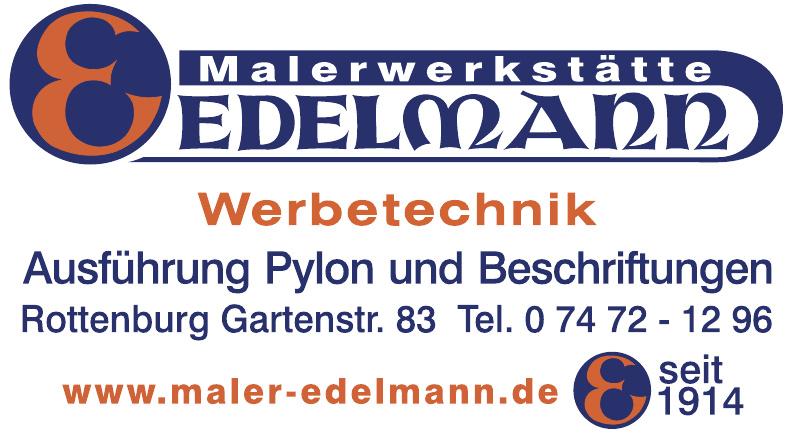 Malerwerkstätte Edelmann
