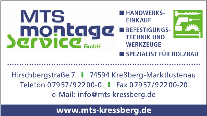 MTS Montage Service GmbH