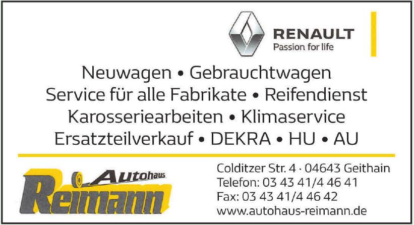 Autohaus Reimann