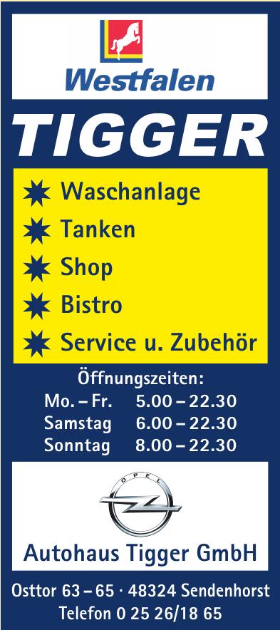 Autohaus Tigger GmbH