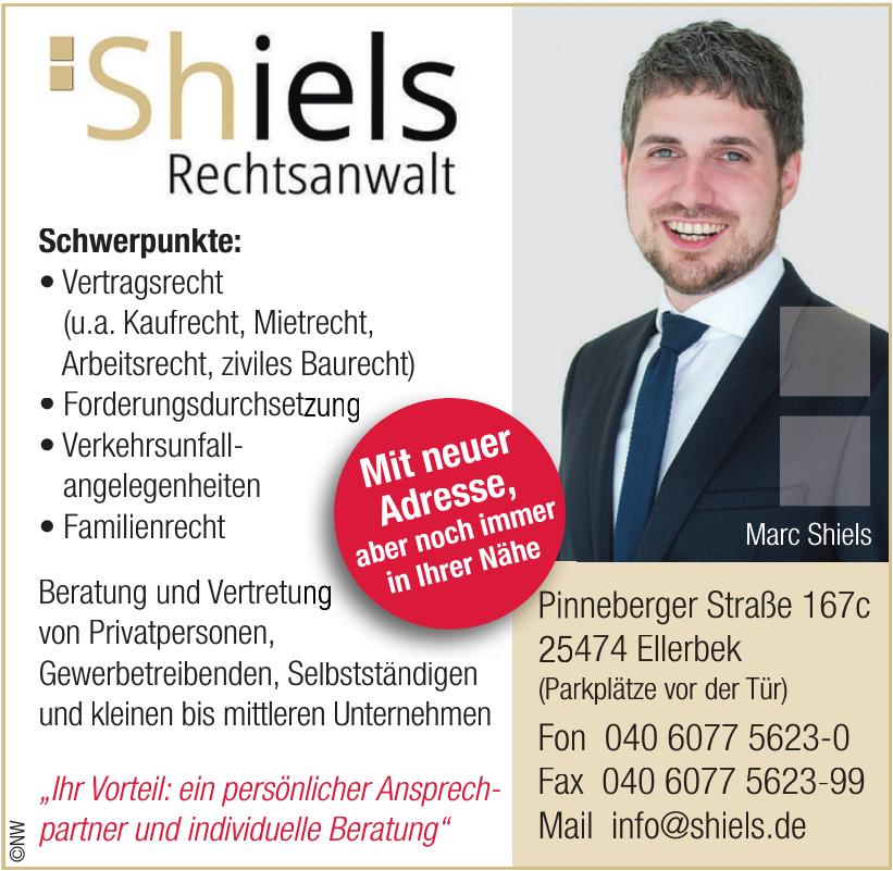 Schiels Rechtsanwalt