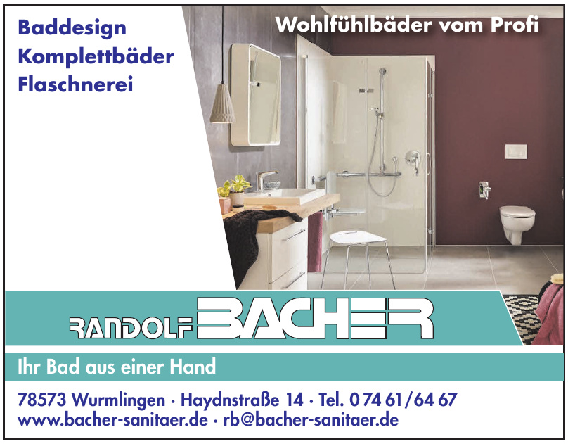 Randolf Bacher