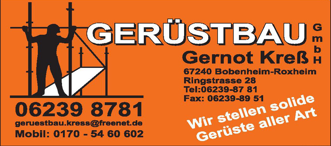 Gerüstbau Gernot Kreß GmbH