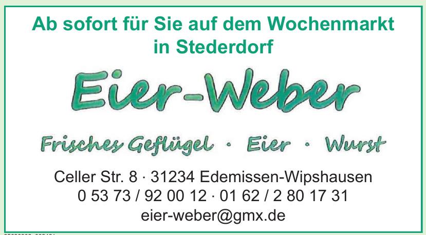 Eier-Weber