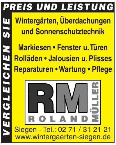 RM Roland Müller