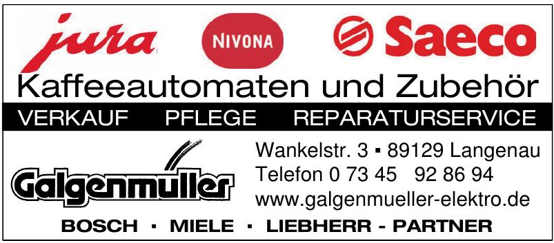 Elektro Galgenmüller