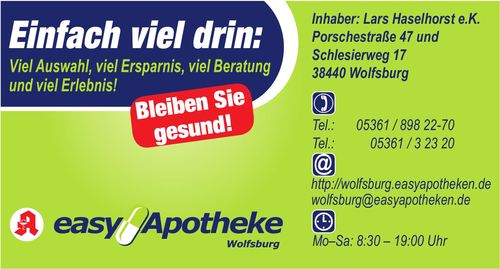 Easy Apotheke Wolfsburg