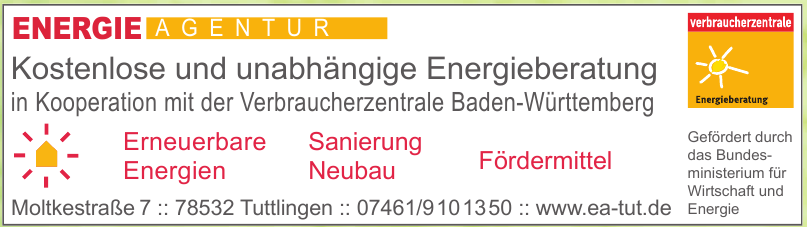Energie Agentur Tuttlingen