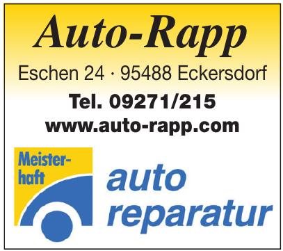 Auto Rapp