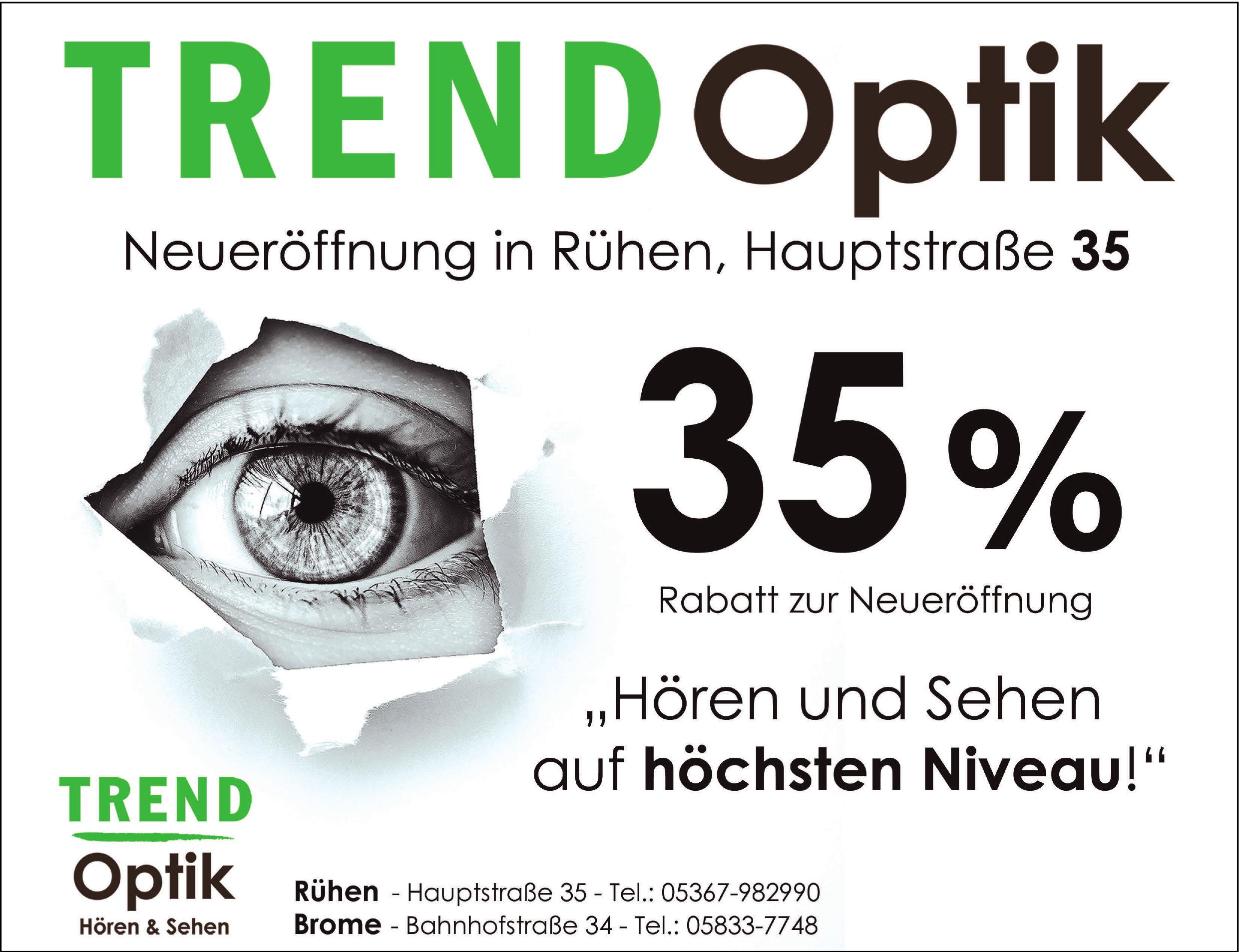 Trend Optik