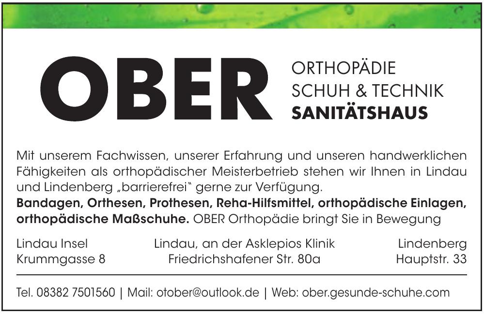 Ober Orthopädie Lindau