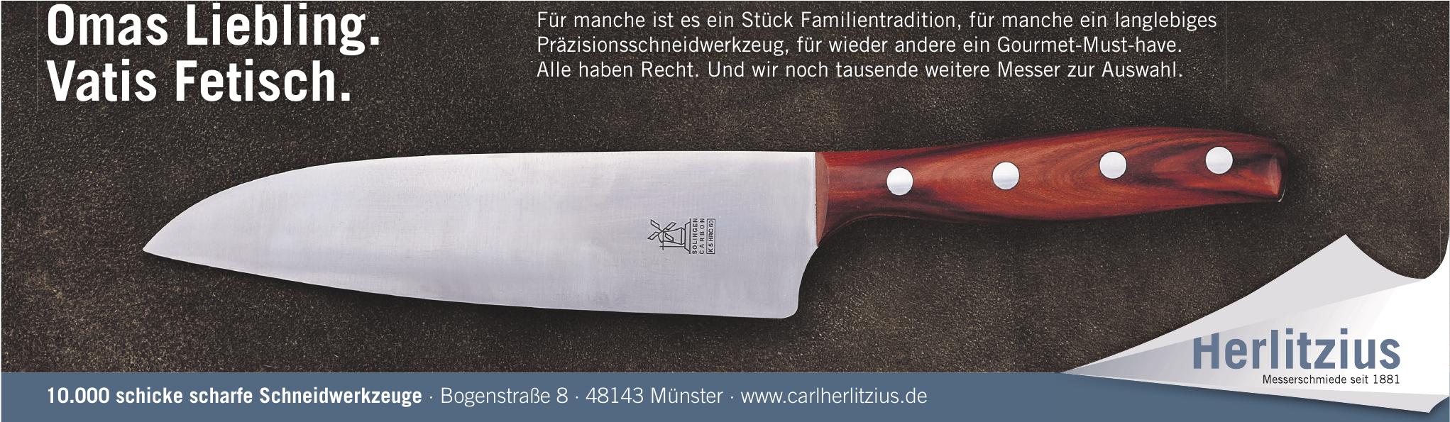 Carl Herlitzius GmbH & Co. KG