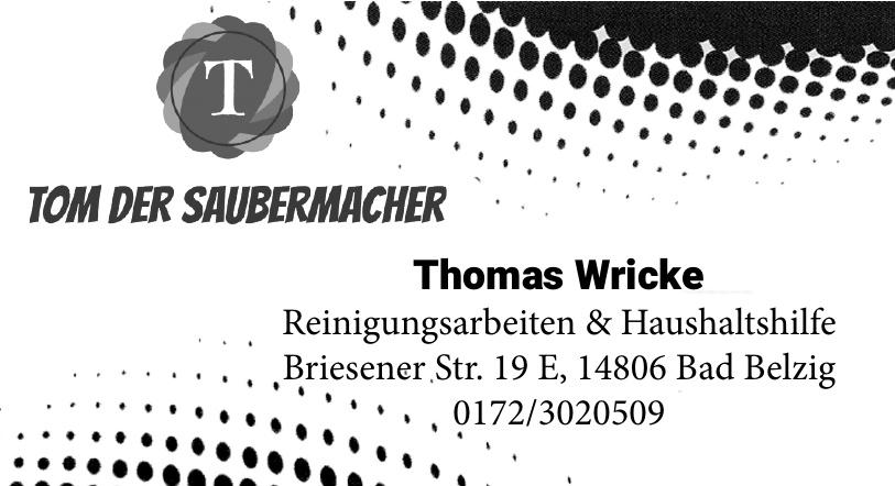 Thomas Wricke