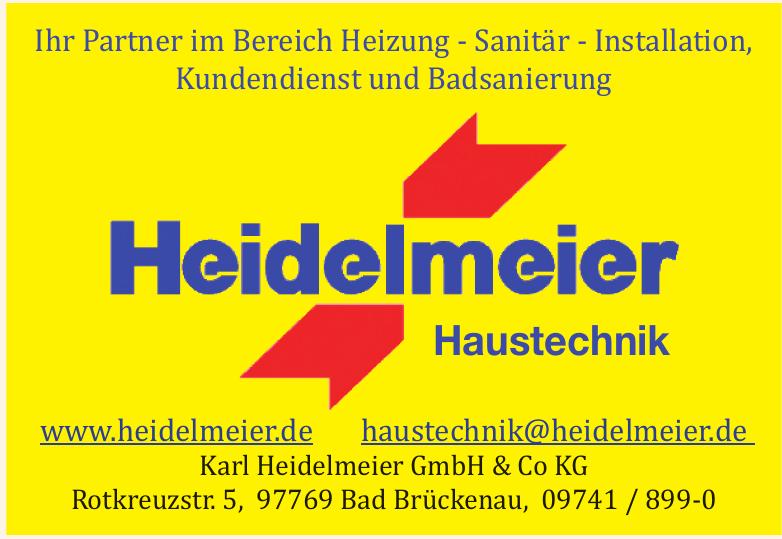 Karl Heidelmeier GmbH & Co KG