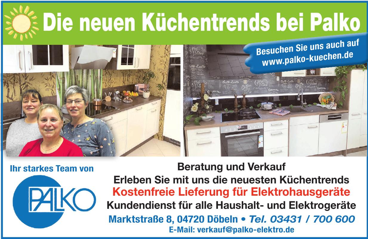 Palko Elektro Groß- und Einzelhandel GmbH