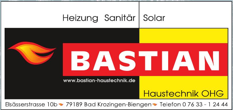 Bastian Haustechnik OHG
