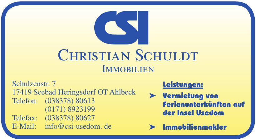 Christian Schuldt Immobilien