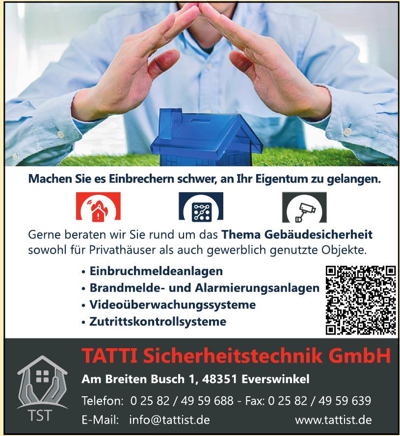 Tatti Sicherheitstechnik GmbH