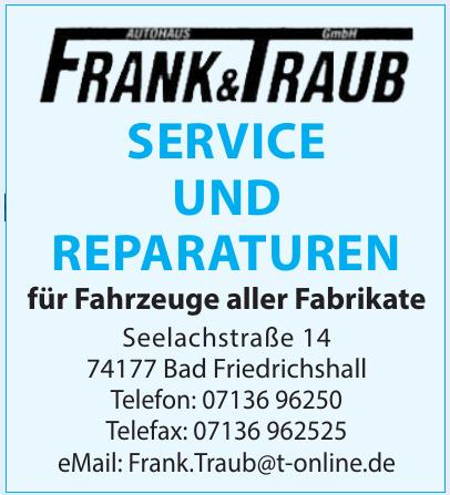 Frank & Traub
