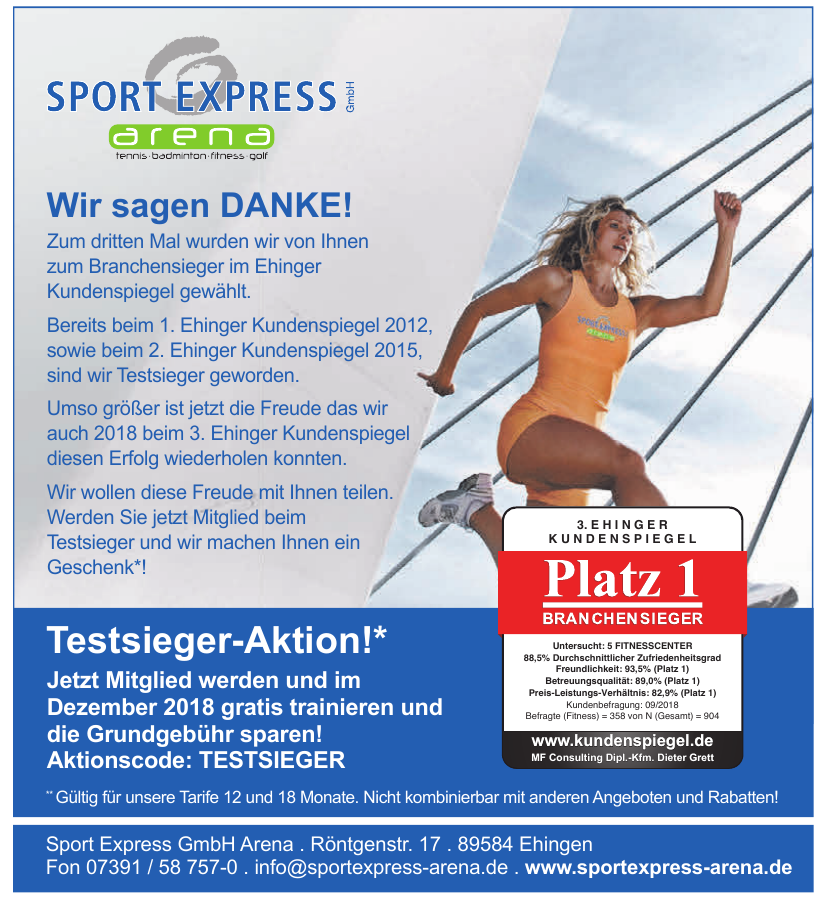 Sport Express Arena GmbH