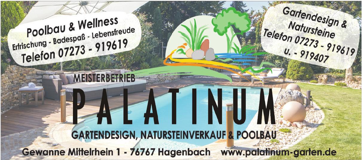 Palatinum Gartendesign & Natursteinverkauf