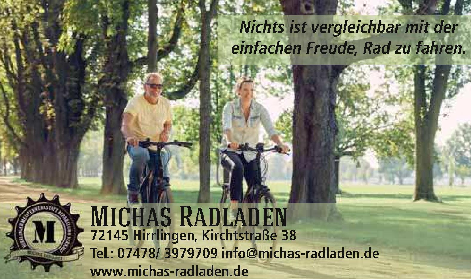 Michas Radladen