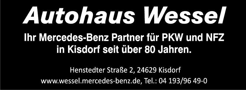 Autohaus Wessel GmbH & Co. KG