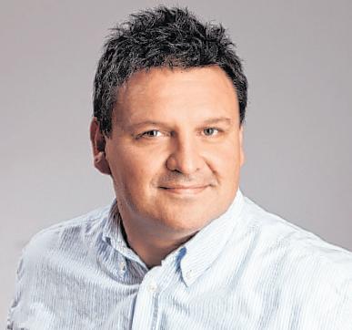 Joachim Hintz vom Vorstand der Werbegemeinschaft