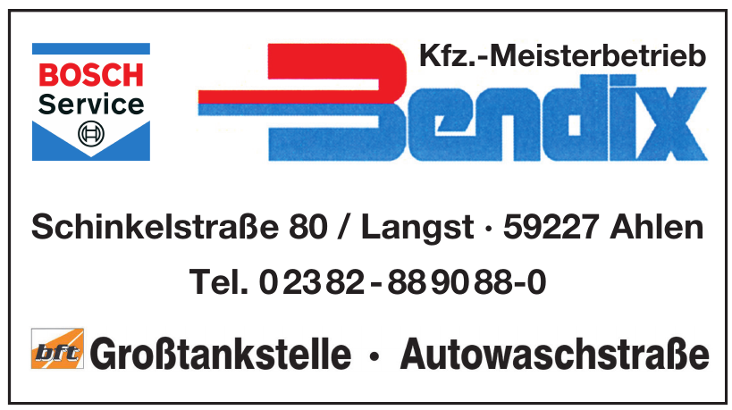 Bendix Kfz.-Meisterbetrieb