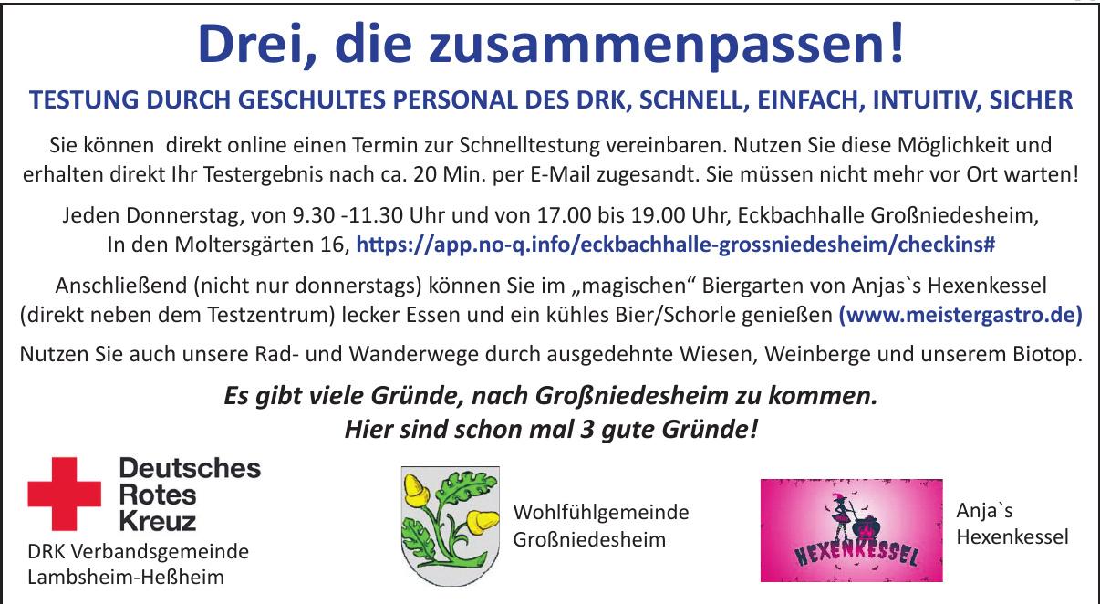 DRK Verbandsgemeinde Lambsheim-Heßheim
