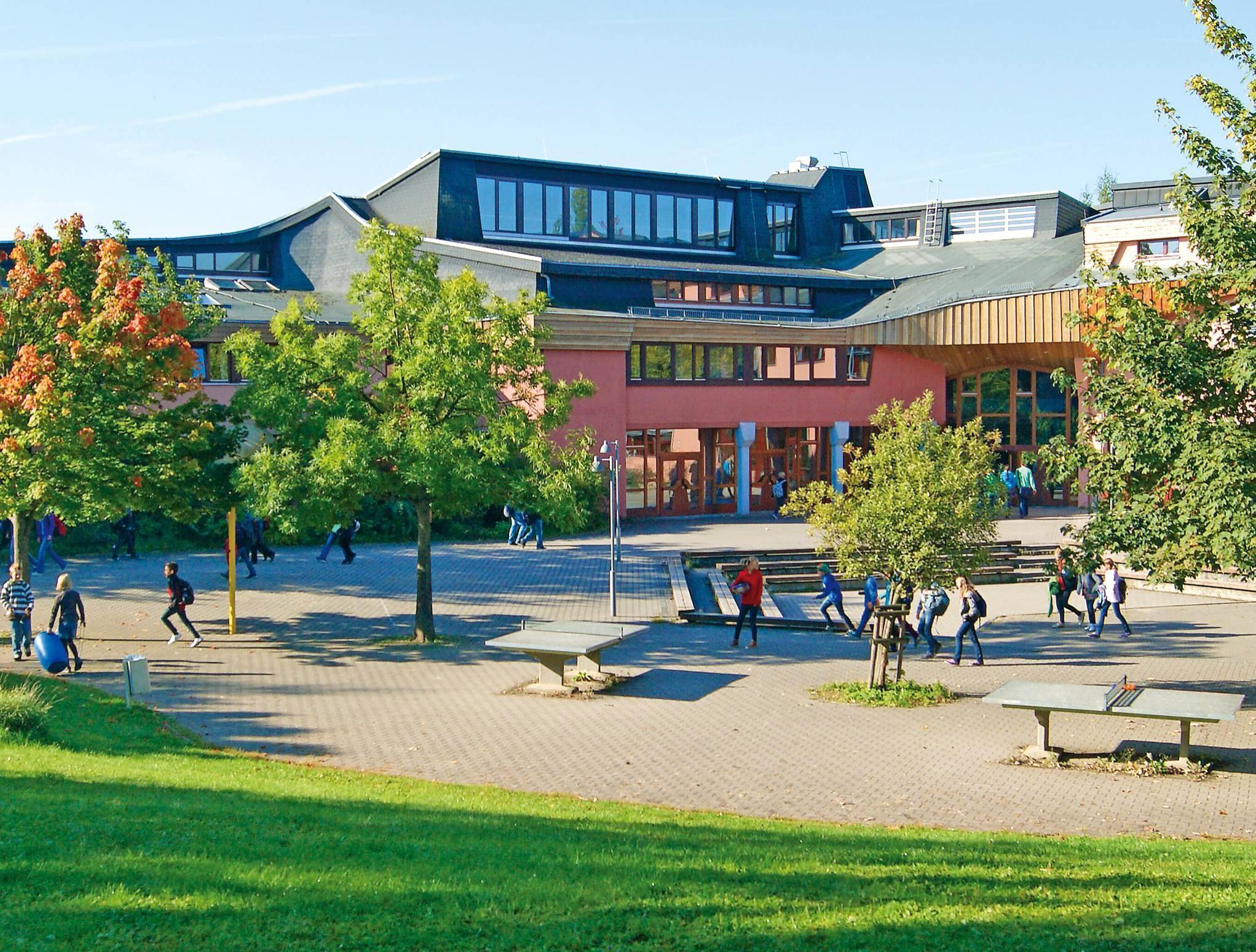 Die Freie Waldorfschule liegt auf einem idyllischen Gelände. Foto: privat