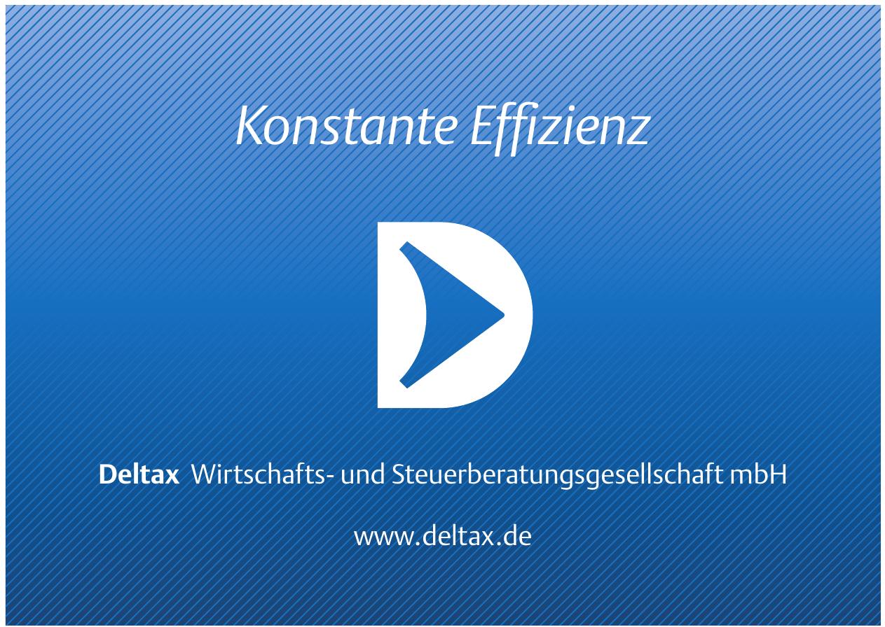 Deltax Wirtschafts- und Steuerberatungsgesellschaft mbH