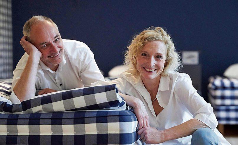 Frank und Evelin Sauer