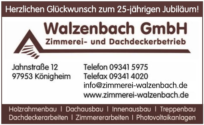 Walzenbach GmbH