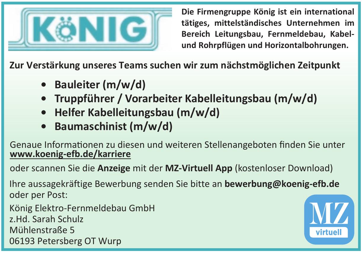 König Elektro-Fernmeldebau GmbH